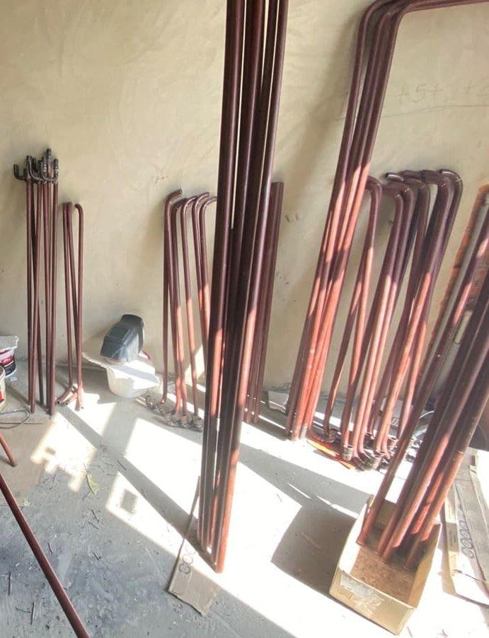 Власна №2: газовщики приступили к монтажу внутренней газовой системы